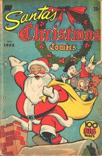 Large Thumbnail For Santa's Christmas Comics 1