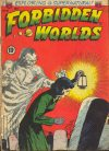 Cover For Forbidden Worlds 10