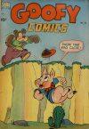 Cover For Goofy Comics 33