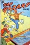 Cover For Hap Hazard Comics 10