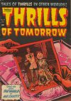 Cover For Thrills of Tomorrow 17