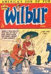 Cover For Wilbur Comics 23