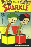 Cover For Sparkle Comics 2