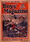 Cover For Boys' Magazine 111