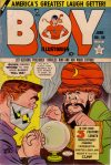 Cover For Boy Comics 90