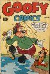 Cover For Goofy Comics 20