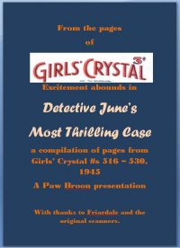 Large Thumbnail For Detective June's Most Thrilling Case