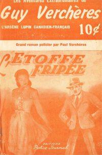 Large Thumbnail For Guy Verchères 15 - L'étoffe fripée