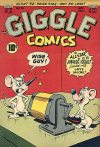 Cover For Giggle Comics 74