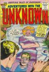 Cover For Adventures into the Unknown 115