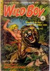Cover For Wild Boy 7