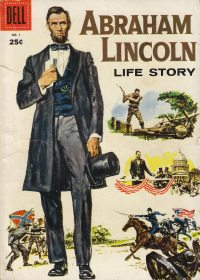 Large Thumbnail For Abraham Lincoln Life Story #1