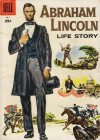 Cover For Abraham Lincoln Life Story