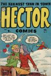 Cover For Hector Comics 3