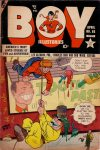 Cover For Boy Comics 88