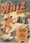 Cover For Whiz Comics 70
