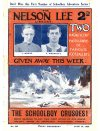Cover For Nelson Lee Library - Series 1 - 366