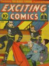 Cover For Exciting Comics 10 (paper/4fiche)