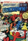 Cover For Adventures into the Unknown 15