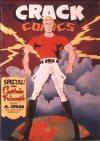 Cover For Crack Comics 31 (fiche)