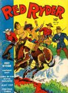 Cover For Red Ryder Comics 17