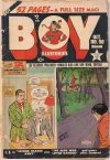 Cover For Boy Comics 58