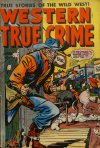Cover For Western True Crime 6
