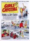 Cover For Girls' Crystal 956