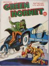 Cover For Green Hornet Comics 10