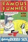 Cover For Famous Funnies 179