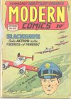 Cover For Modern Comics 66