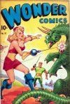 Cover For Wonder Comics 18