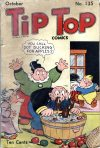 Cover For Tip Top Comics 135