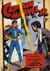 Cover For Captain Marvel Jr. 23