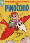Cover For New Adventures of Pinocchio 1