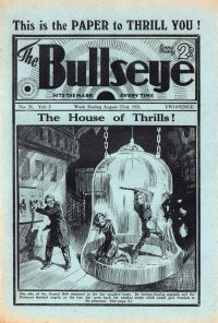 Large Thumbnail For The Bullseye v02 31 - The House of Thrills