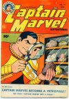 Cover For Captain Marvel Adventures 73