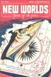 Cover For New Worlds v2 6 Phoenix Nest John Aiken