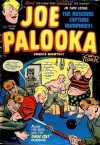 Cover For Joe Palooka Comics 66