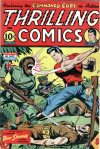 Cover For Thrilling Comics 42