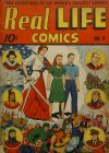 Cover For Real Life Comics 2