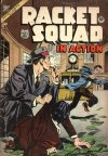 Cover For Racket Squad in Action 8