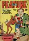 Cover For Feature Comics 139