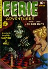 Cover For Eerie Adventures 1
