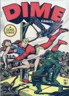 Cover For Dime Comics 1