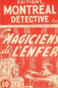Large Thumbnail For Domino Noir 17 - Les magiciens de l'enfer