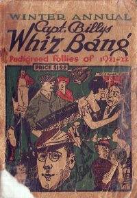 Large Thumbnail For Capt Billy's Whiz Bang Winter Annual 1921-22