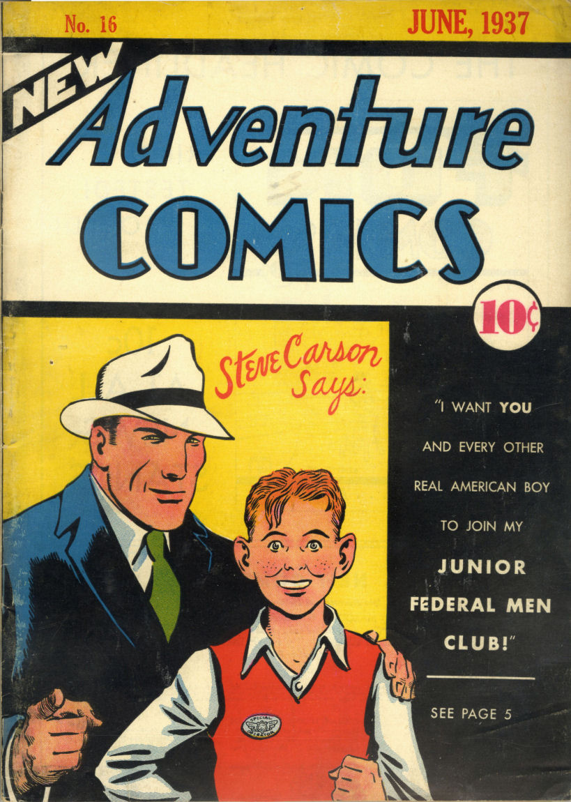 Comic Book Cover For New Adventure Comics v2 4 (16)