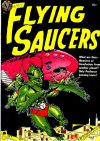 Cover For Flying Saucers (nn)