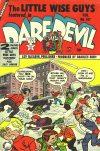 Cover For Daredevil Comics 107